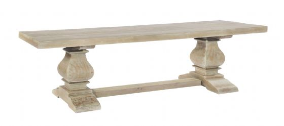 Tehidy Day Dining Bench - Special Order